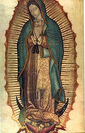 Virgen of Guadelupe