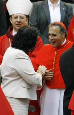 Cardinal DiNardo Sotomayor