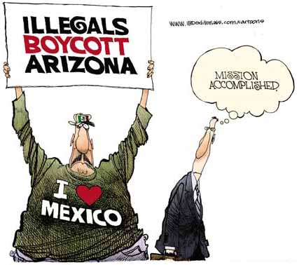 Racial profiling and the arizona immigration