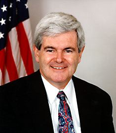 Newt Gingrich Receiving the Eucharist Brings Me Peace The American ... - Newt-Gingrich-Smiling