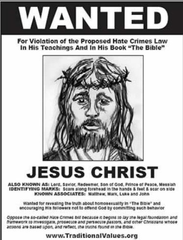 Jesus-hate-speech