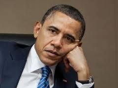 Bored Obama