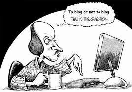 Shakespeare as Blogger