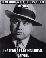 Al Capone IRS