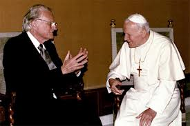 Billy Graham and the Pope