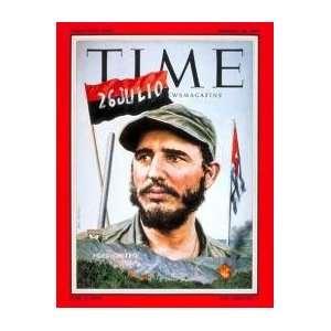 Time Fidel Castro