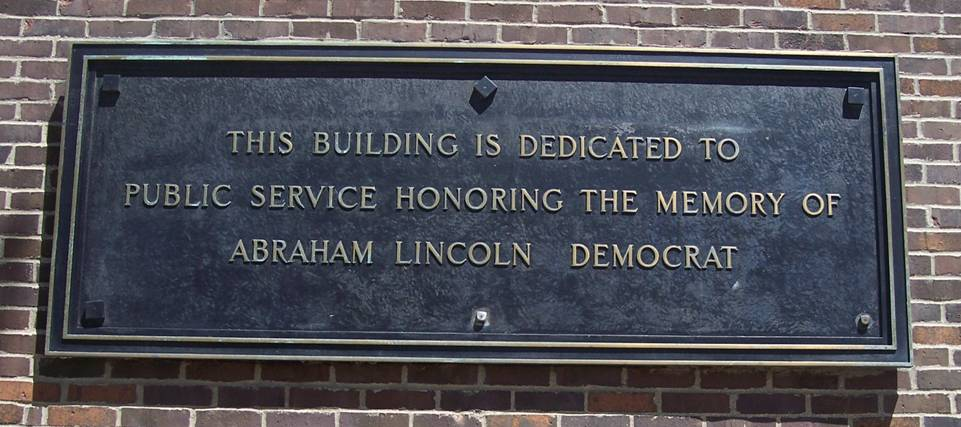 Abraham Lincoln Democrat