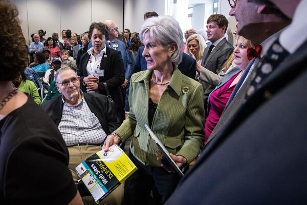 Sebelius-Websites for Dummies