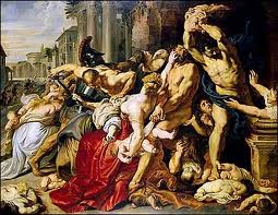 The Slaying of the Holy Innocents