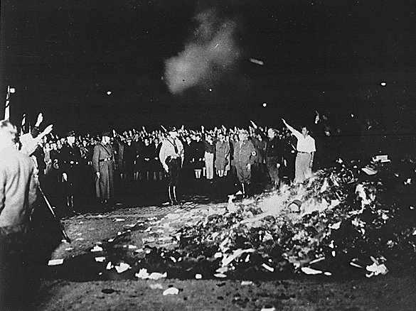 May 10, 1933 Book Burning