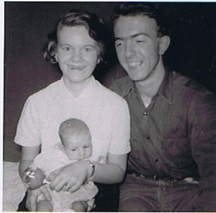 mom dad & heir