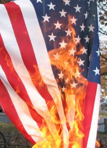 BurningFlagWikimedia