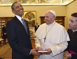 Pope Francis Democrat