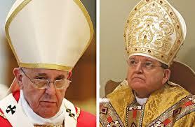 Pope Francis Cardinal Burke