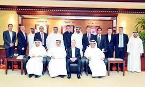 Tim Cook and Saudi Friends