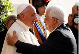 Abbas and Pope
