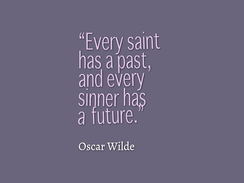 Quotes Suitable For Framing: Oscar Wilde