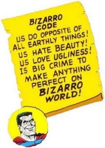 bizarro-code