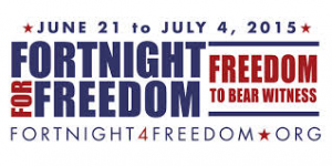 Fortnight For Freedom 2015