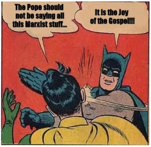 batman the joy of the gospel