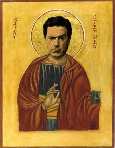 Saint Stephen Colbert