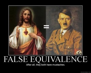 false-equivalence-jesus-and-hitler