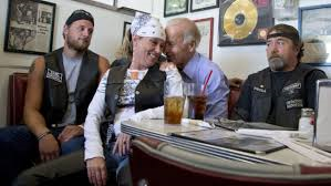 Biden and Friend