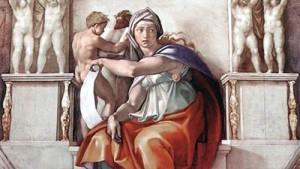 Delphic-sibyl