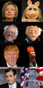 muppet candidates