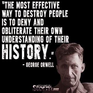 George Orwell Meme